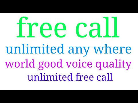 How To Get Free International Call Anywhere World