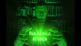 Paranormal Studies Original Pilot