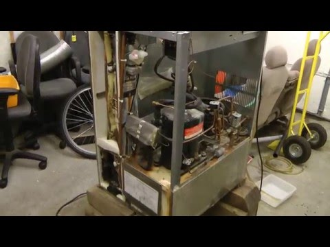 Hoshizaki Commercial Ice Maker Teardown