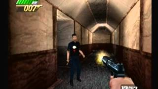 007 The World Is Not Enough - Mission 1: Courier (Playstation)