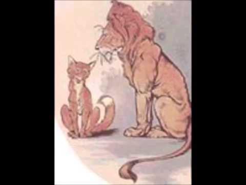 Aslan, Kurt ve Tilki
