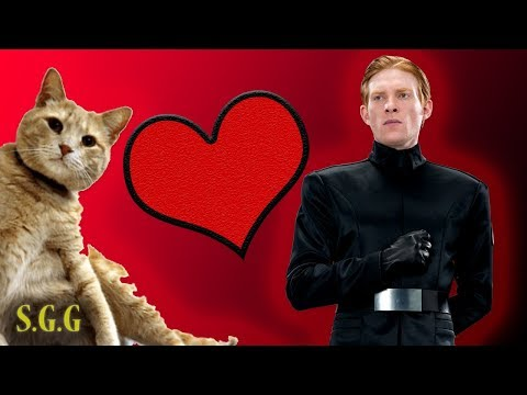 General Hux Loves Cats - Headcanon Theatre