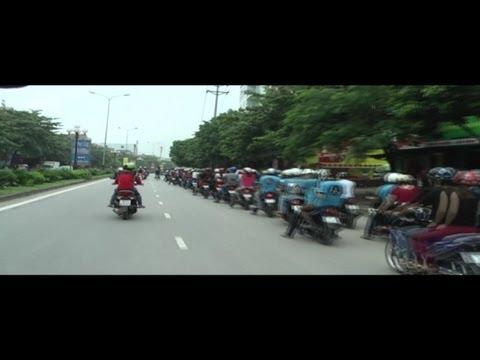 Đại hội Exciter miền Bắc 2-9-2013 tại Phú Thọ.