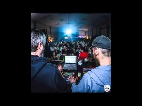 Banditos Live LaRoboterie Italian 2014 Tour