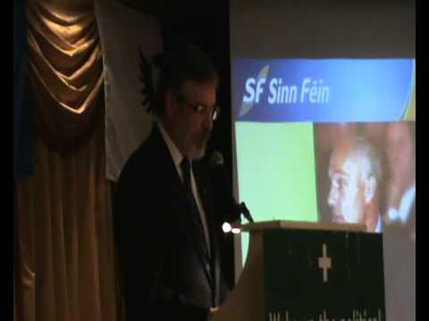 """Gerry Adams """"For What Died the Sons of Róisín"""" - Meath Sinn Féin 2011 Campaign Launch"""