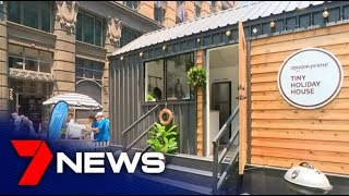 Amazon Enters Housing Market Selling Tiny Houses | 7news