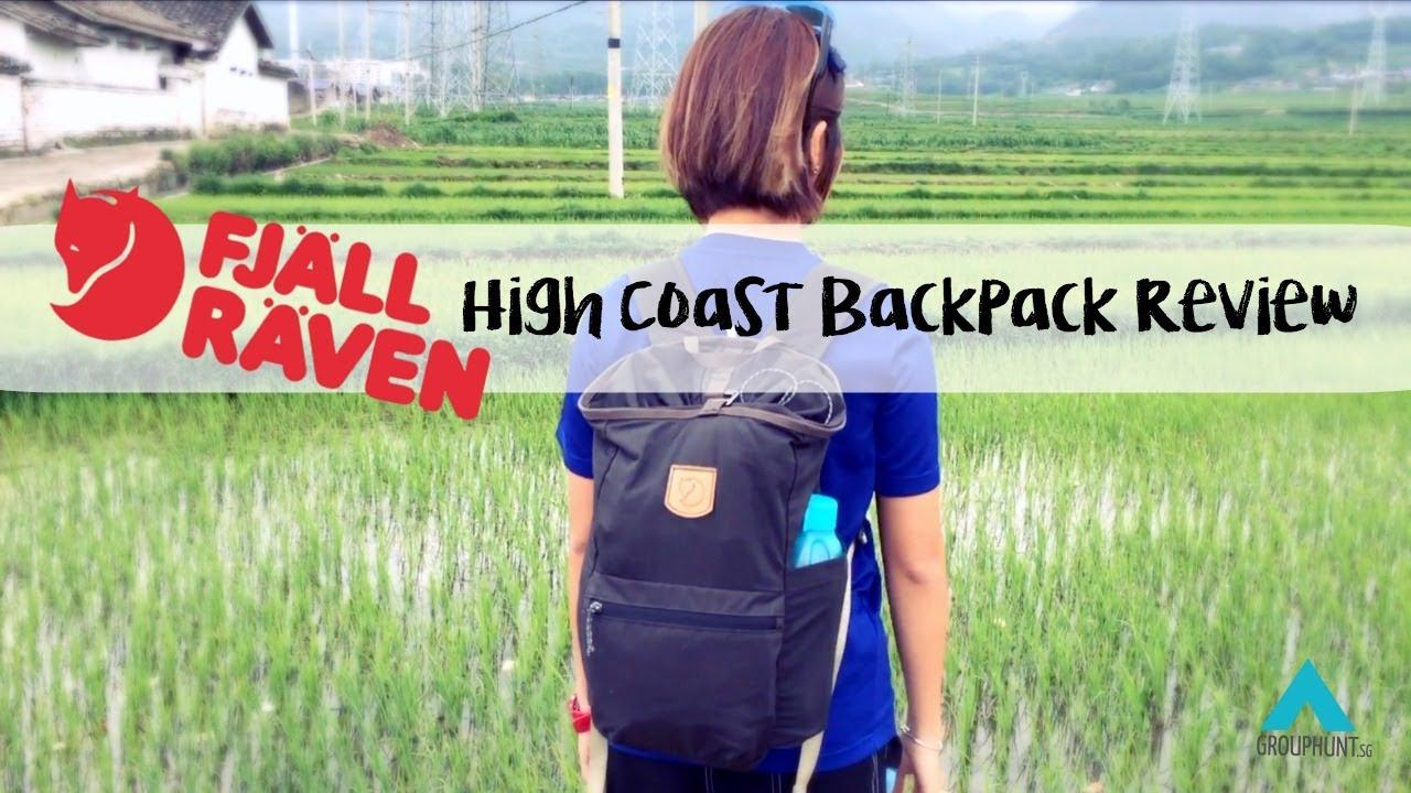 Fjällräven High Coast Backpack Review  e9c1375ed6b37