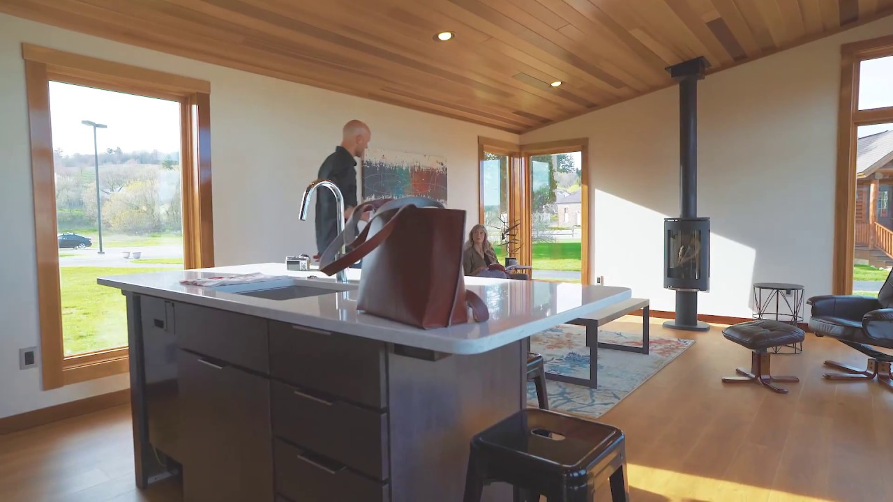 Tiny Home Designs: The Perfect 601 Sq. Ft. Small House? The Aspen By