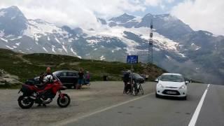 Passo del Bernina Alps