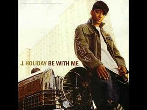 J HOLIDAY  BE WITH ME +LYRICSCLICK MORE INFO