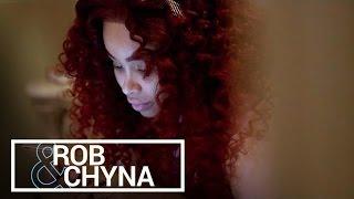 Rob & Chyna | Rob Kardashian Tells Chyna Real Reason for Flaking | E!