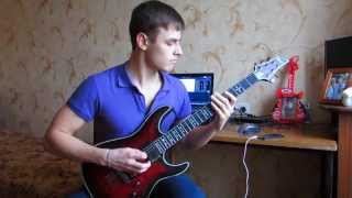 Скачать Hollywood Undead Day Of The Dead Guitar Cover