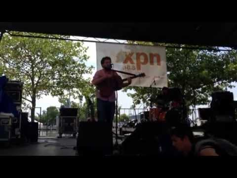 Bears Den agape xpn music festival 72714
