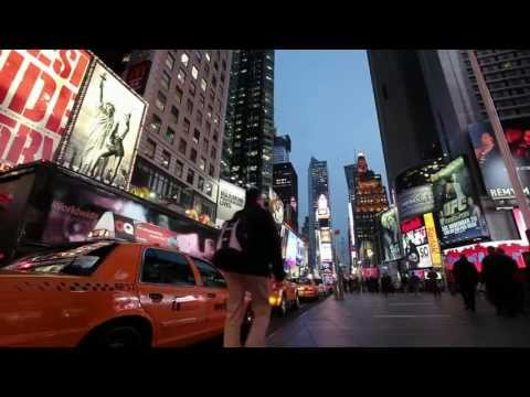 Times Square (1/8th speed)