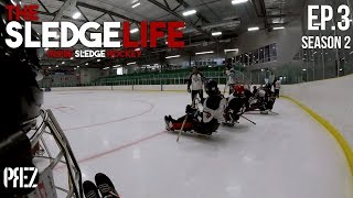 The Sledge Life - Team Scrimmage Ep.3 (GoPro Hockey)