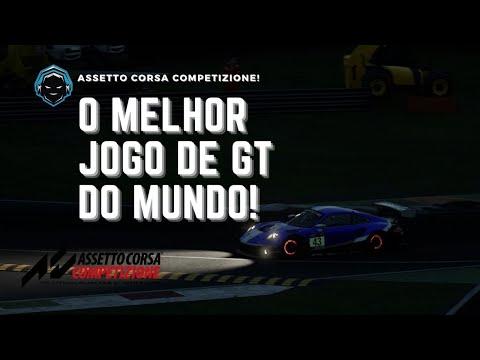 ASSETTO CORSA COMPETIZIONE - O MELHOR GAME DO GENERO GT!!! |