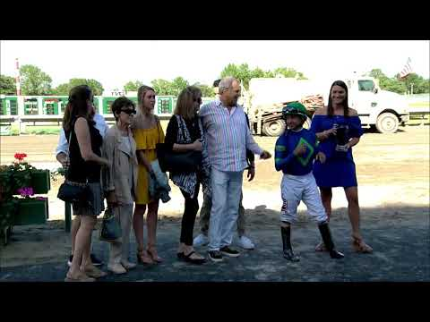 video thumbnail for MONMOUTH PARK 5-27-19 RACE 10 – THE HYSTERICALADY STAKES