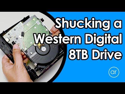 Cheaper NAS Storage: How to Shuck an External Hard Drive