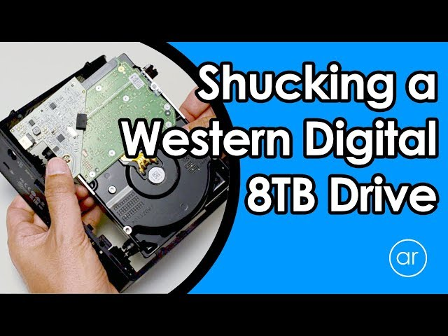Cheaper NAS Storage: How to Shuck an External Hard Drive