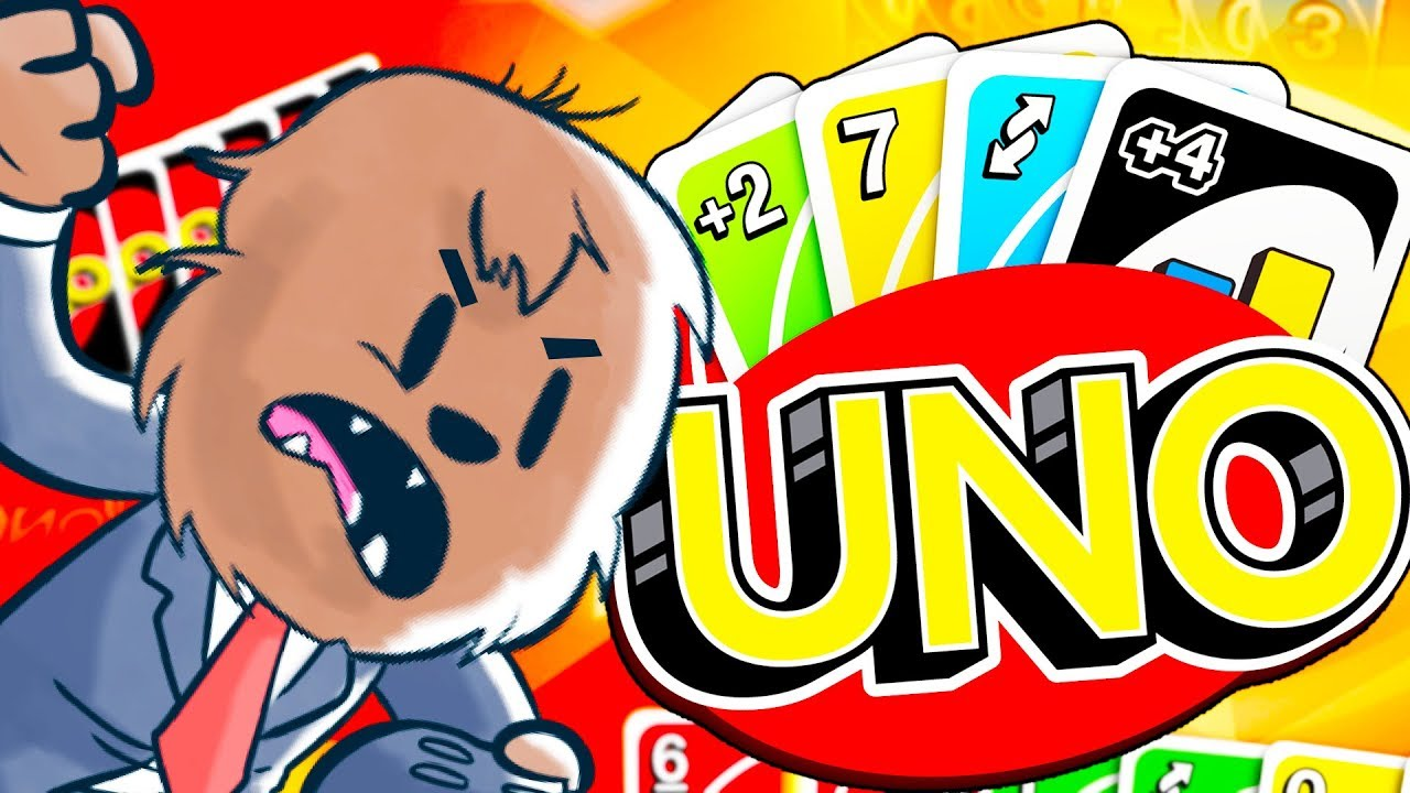 Настольная игра UNO (УНО) H2O - YouTube