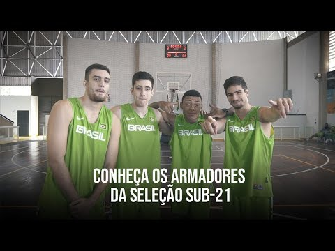 Armadores da Seleção Sub-21