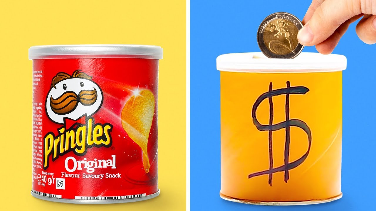 19 CRAFTY IDEAS TO TRANSFORM YOUR TRASH INTO TREASURE