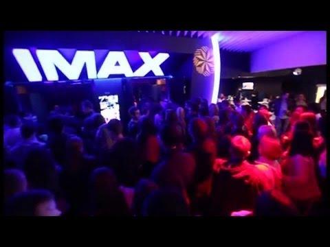 Ночь большого кино в кинотеатре IMAX