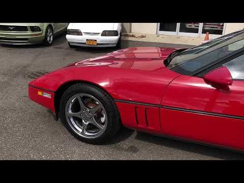 1987 Chevrolet Corvette C4 with 30k Original Miles !