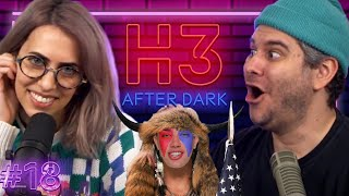 Was James Charles Inside The Capitol Building? - H3 After Dark #18