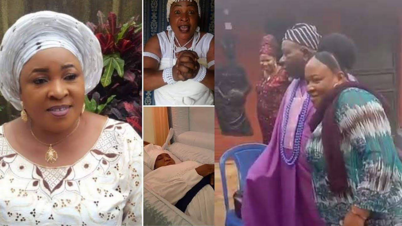 Download SEE THE LAST MOMENTS OF ORISABUNMI WITH HER HUSBAND JIMOH ALIU BEFORE THEIR D€ÁTH