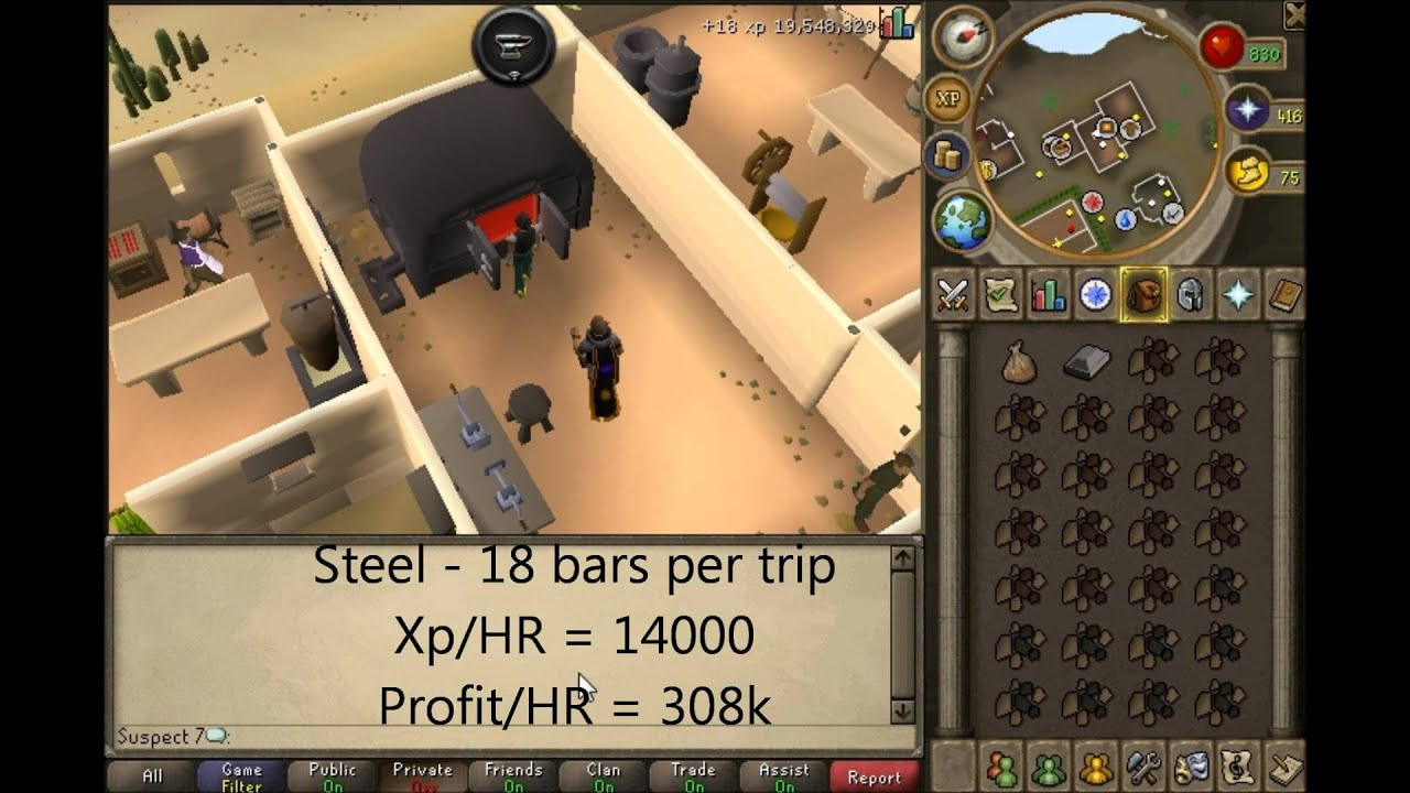 what is a coal bag in runescape