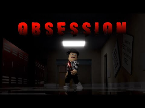 Obsession Official Movie | A Roblox Animated Horror Movie