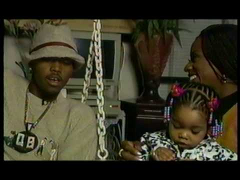 Nas Interview in 1996