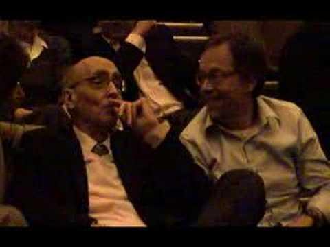 Jose Saramago Watches Blindness (english Subtitles)