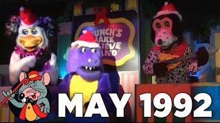 May 1992 Segment 3 - Chuck E. Cheese's Hialeah, FL