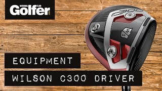 Wilson C300 Driver Review - Mid-handicap testing