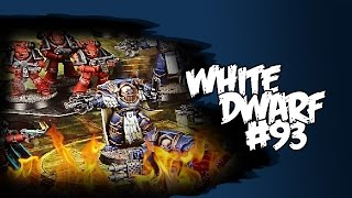 Horus Heresy White Dwarf #93 Review