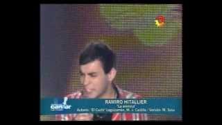 """Ramiro Hittaller - """"La arenosa"""" - Soñando por cantar - 14/09/13"""