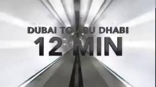 Hyperloop One, Official Trailer Uae   Dubai To Abu Dhabi In 12 Min.