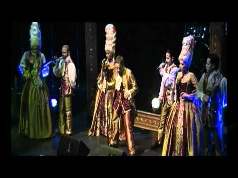OPERA PRIMA ROCK, tributo a Queen Teatro Banamex, 17-12-11, DF, México. #01