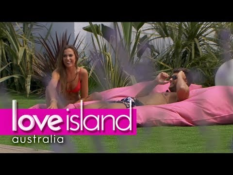 Millie and Teddy are the pun king and queen | Love Island Australia 2018