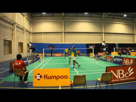 Mixed Doubles -