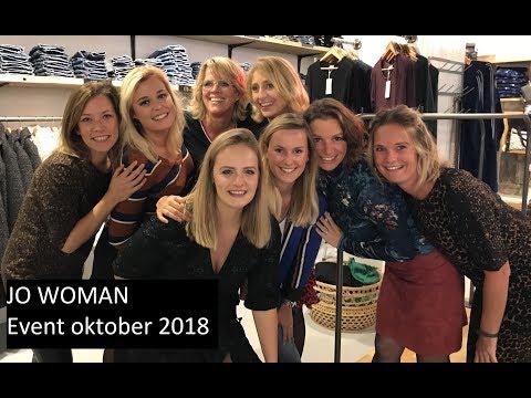 JO WOMAN | oktober event 2018 | Pien Jas