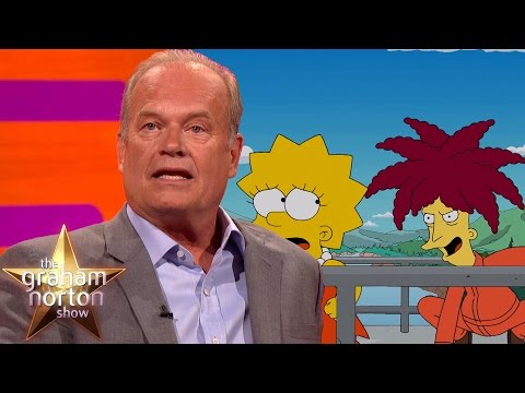 Kelsey Grammer On How He Became Sideshow Bob - The Graham Norton Show