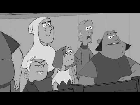 Ben Mansfield - Animation Reel Feb 2017