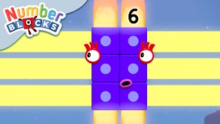 Numberblocks: Yoga With Blocks thumbnail