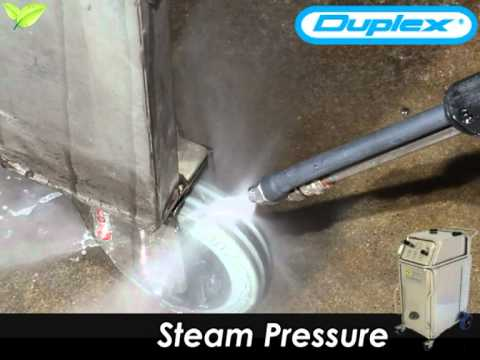 Steam Pressure, The Powerful Blasting Steam Cleaning Industrial Machine