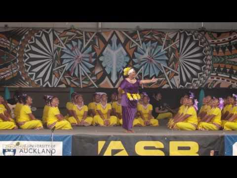 Auckland Girls Grammar School - FULL PERFORMANCE - Samoa Stage