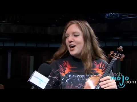 Interview with Violinist Rachel Barton Pine