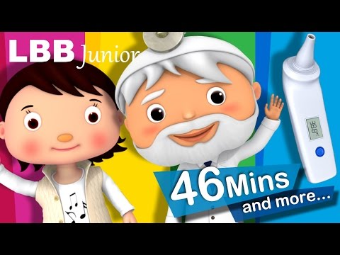 Going To The Doctors | And Lots More Original Songs | From LBB Junior!